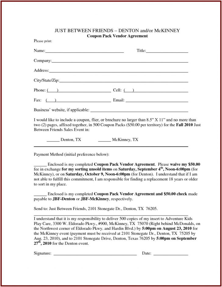 Free Printable Prenuptial Agreement Form