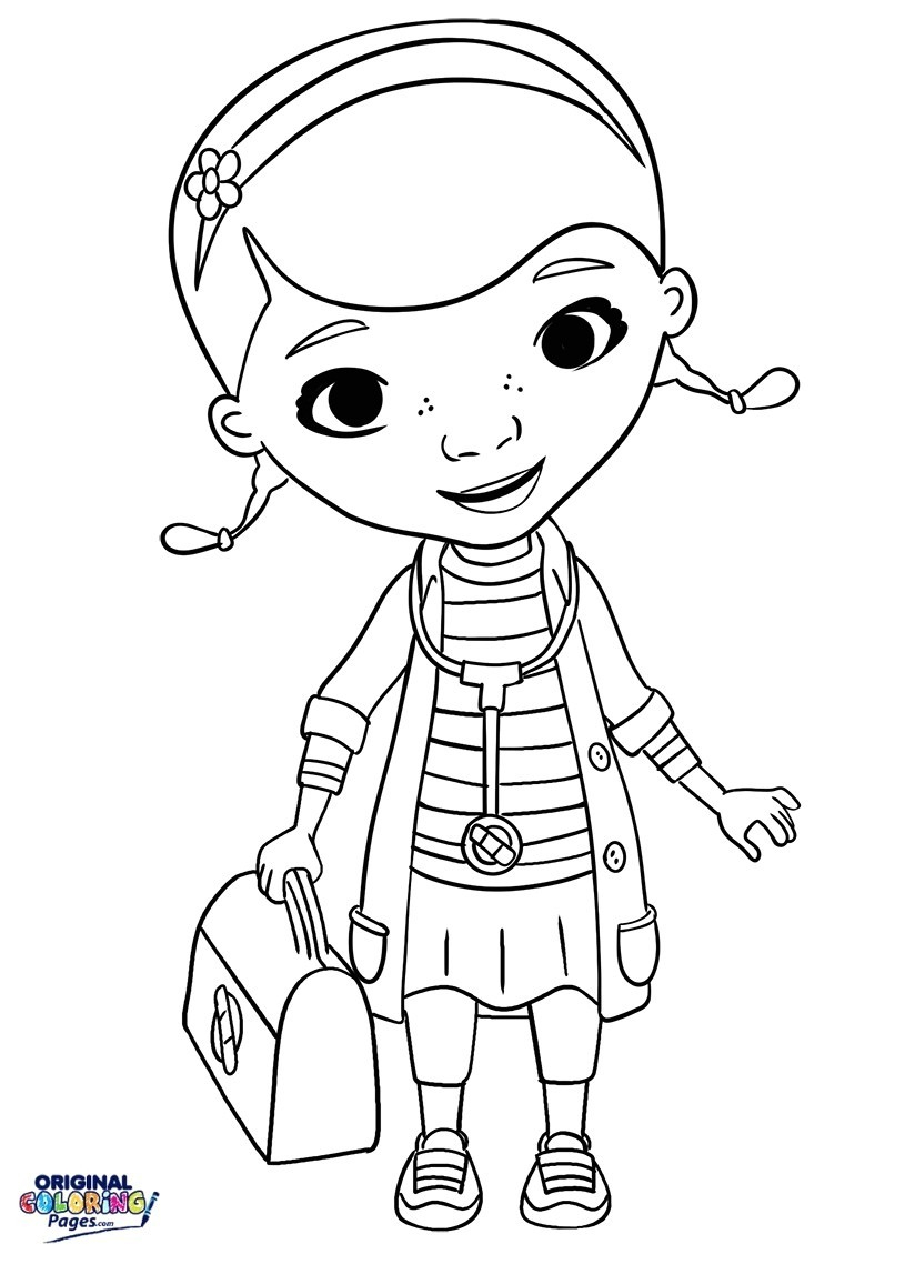 Cartoon Doctor Who Coloring Pages To Print Coloring Sheets Doctor - Doctor Coloring Pages Free Printable
