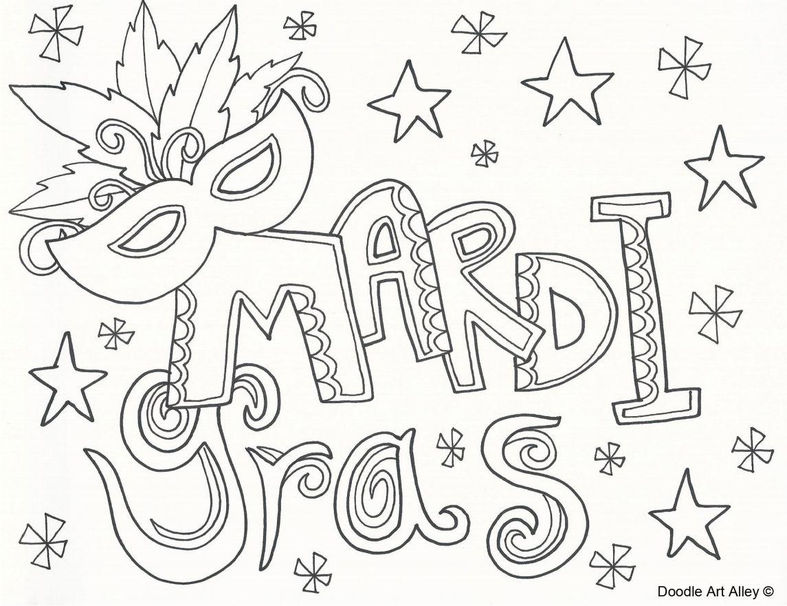 Celebrate Mardi Gras With These Free Printables - Free Printable Mardi Gras Games