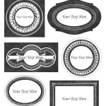 Chalkboard Style Printable Labels   Editable!   The Graphics Fairy   Free Printable Labels