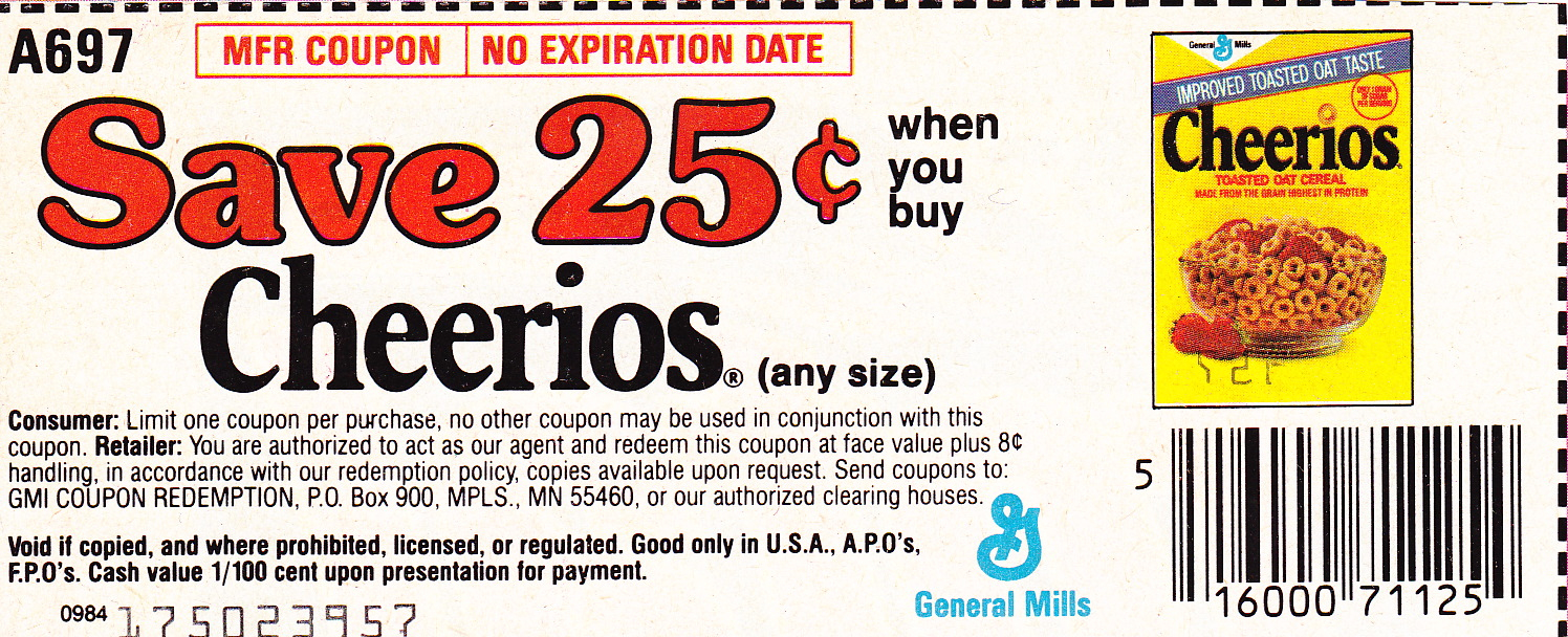 Cheerios-Grocery-Coupons-2018 - Free Printable Grocery Coupons