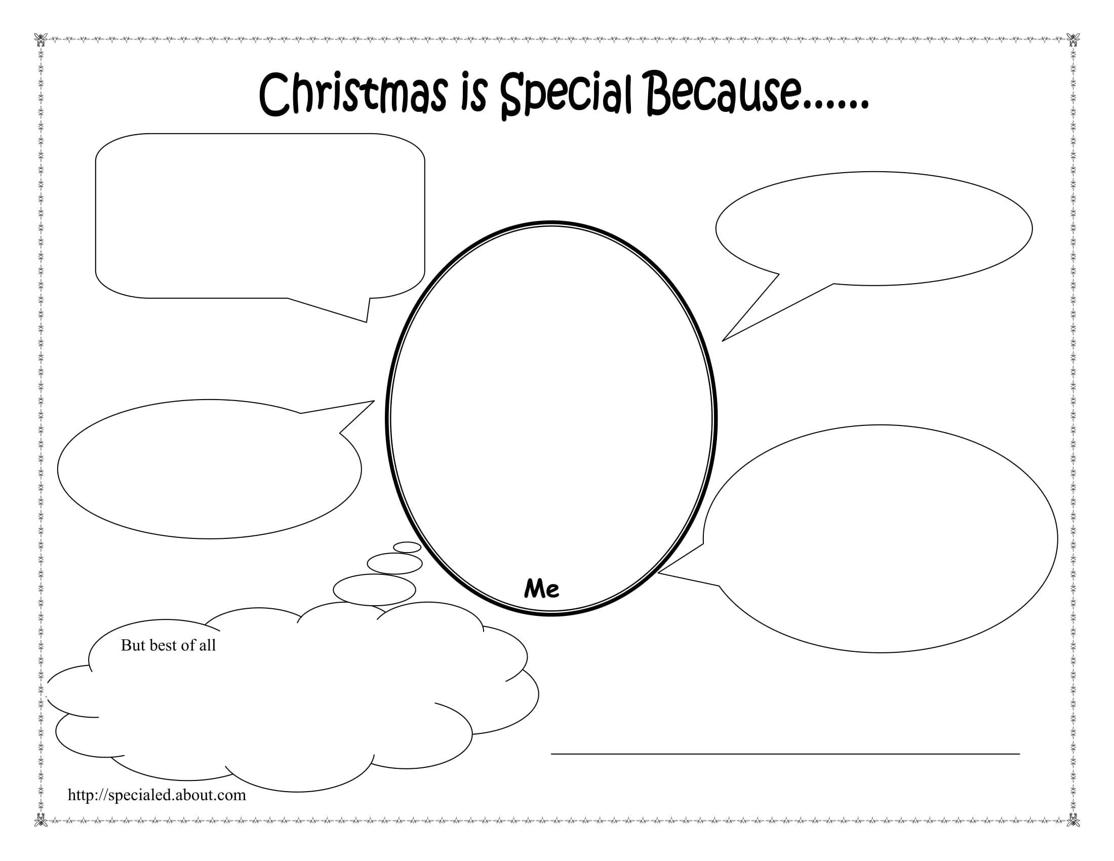 Christmas Activities, Worksheets, And Lesson Plans - Free Library Skills Printable Worksheets