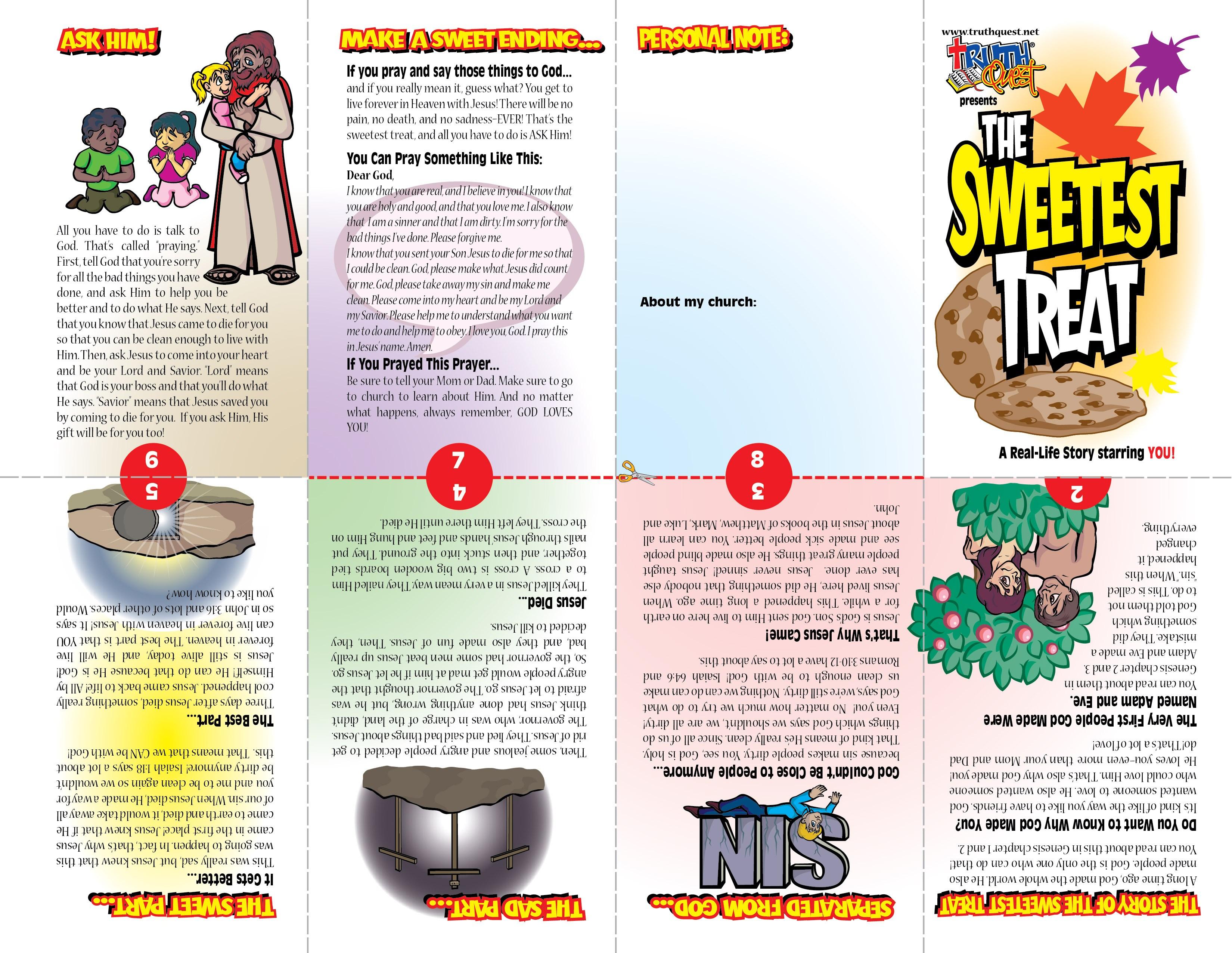 Christmas Gospel Tracts Printable – Festival Collections - Free Printable Gospel Tracts For Children