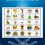 Christmas, Hanukkah, Kwanzaa Bingo Game | Super Amazing Pins   Kwanzaa Trivia Free Printable