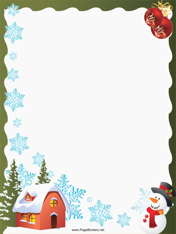 Christmas Letterhead Paper Unique Thinking About Free Printable - Free Printable Christmas Stationary Paper