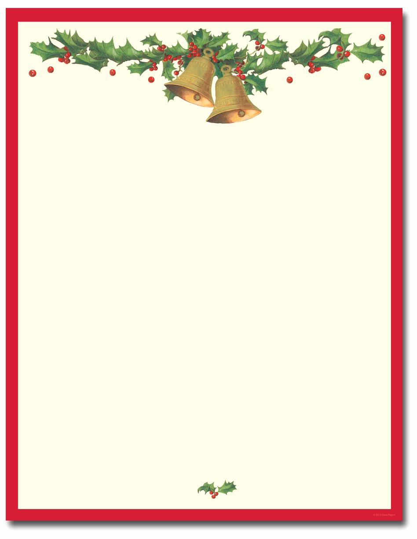 Christmas Letterhead Templates Word Free Printable Christmas - Free Printable Christmas Letterhead