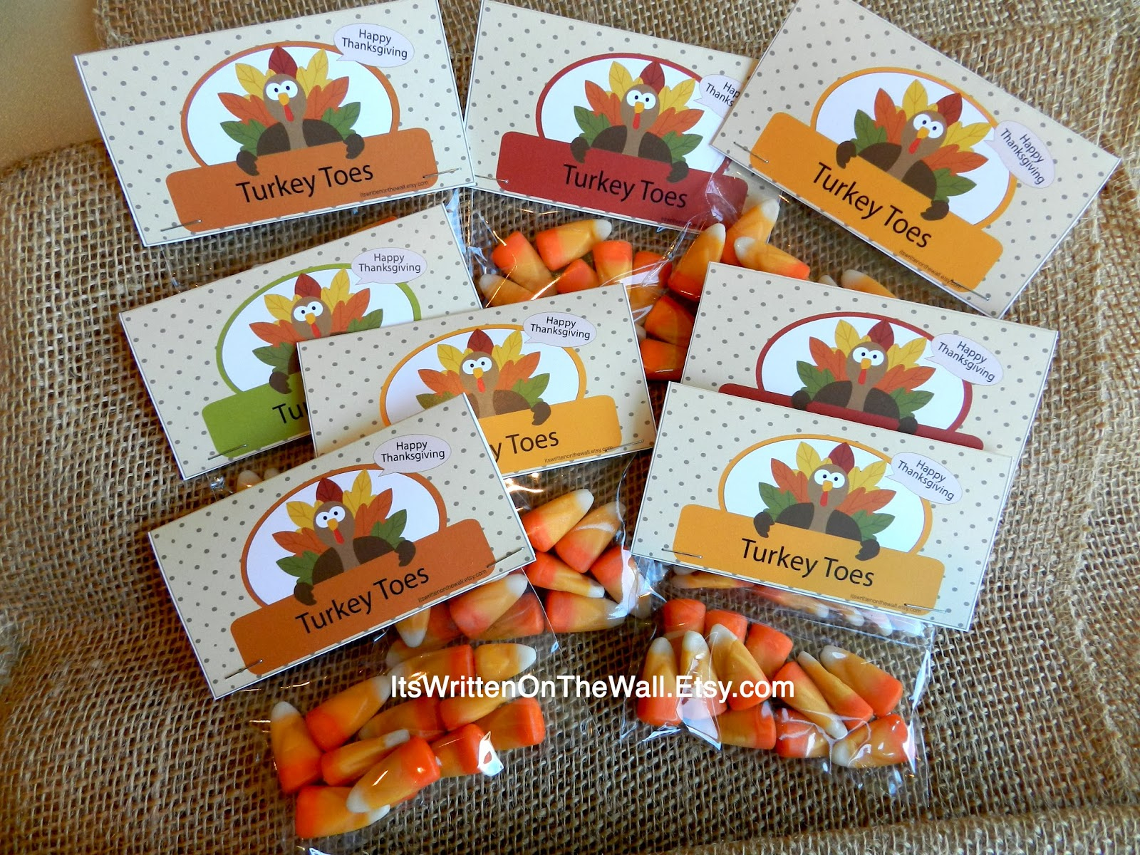 Christmas: Lots Of Thanksgiving Activities To Keep The Kids Busy - Free Printable Thanksgiving Treat Bag Toppers