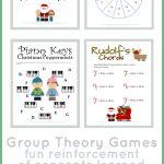 Christmas Music Theory Worksheets   20+ Free Printables   Free Printable Group Games