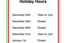 Closed Signs Printable. Open And Closed Signs Printable Open Sign - Free Printable Holiday Closed Signs