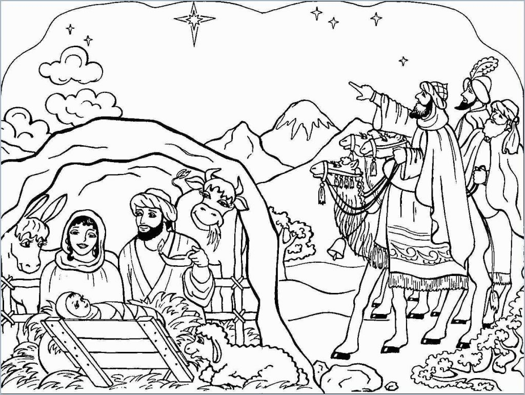 Coloring Pages ~ Baby Jesusng Sheet Pages To Print Best Nativity - Free Printable Christmas Baby Jesus Coloring Pages