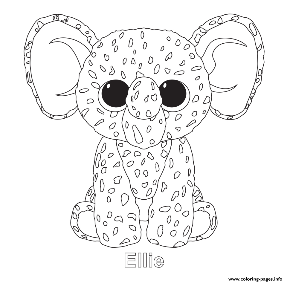 Coloring Pages : Coloring Pages Sheets Google Beanie Boo Taborbeanie - Free Printable Beanie Boo Coloring Pages
