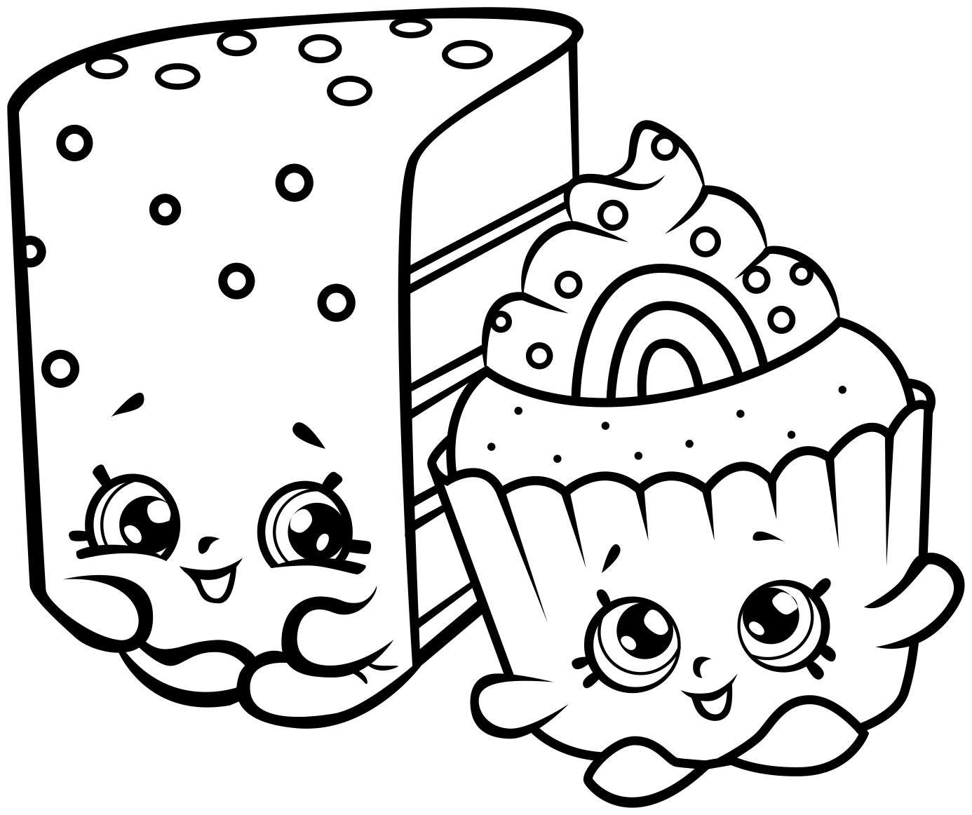 Coloring Pages : Coloring Pages Shopkinsle Sheets For Kids - Free Printable Coloring Pages
