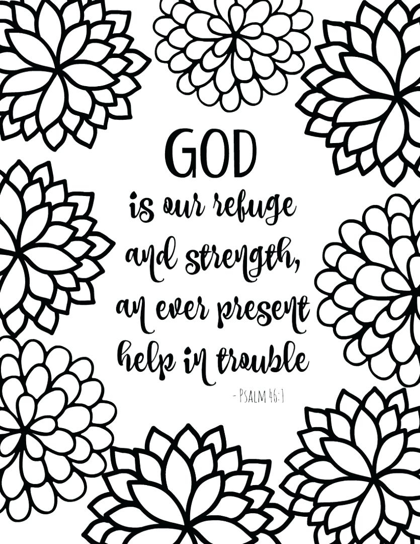 Coloring Pages : Coloringagesrintable Christian Elegant Co Bible - Free Printable Bible Verses Adults