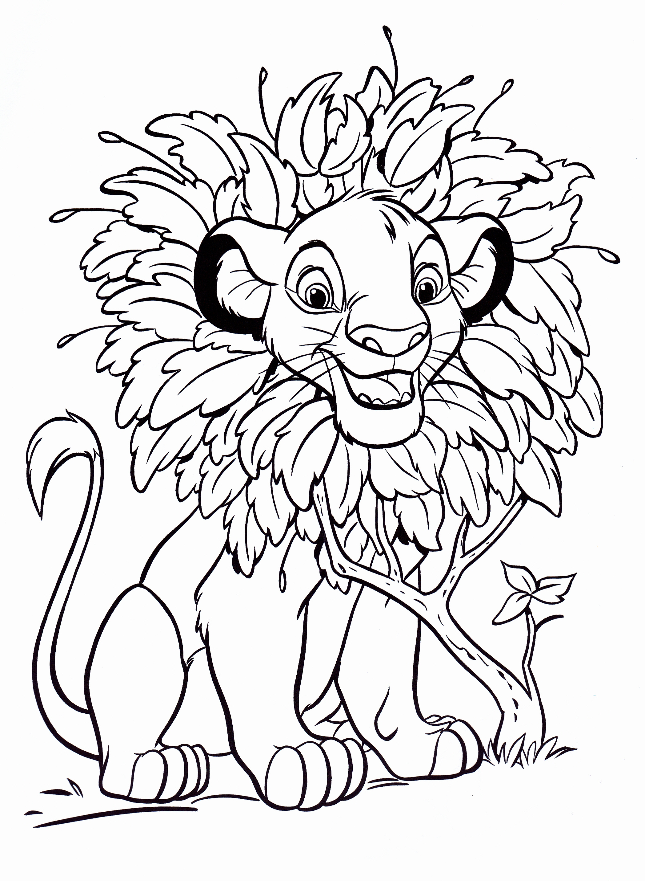 Coloring Pages Disney - Saglik - Free Printable Coloring Pages Of Disney Characters