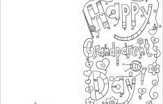 Grandparents Certificate Free Printable