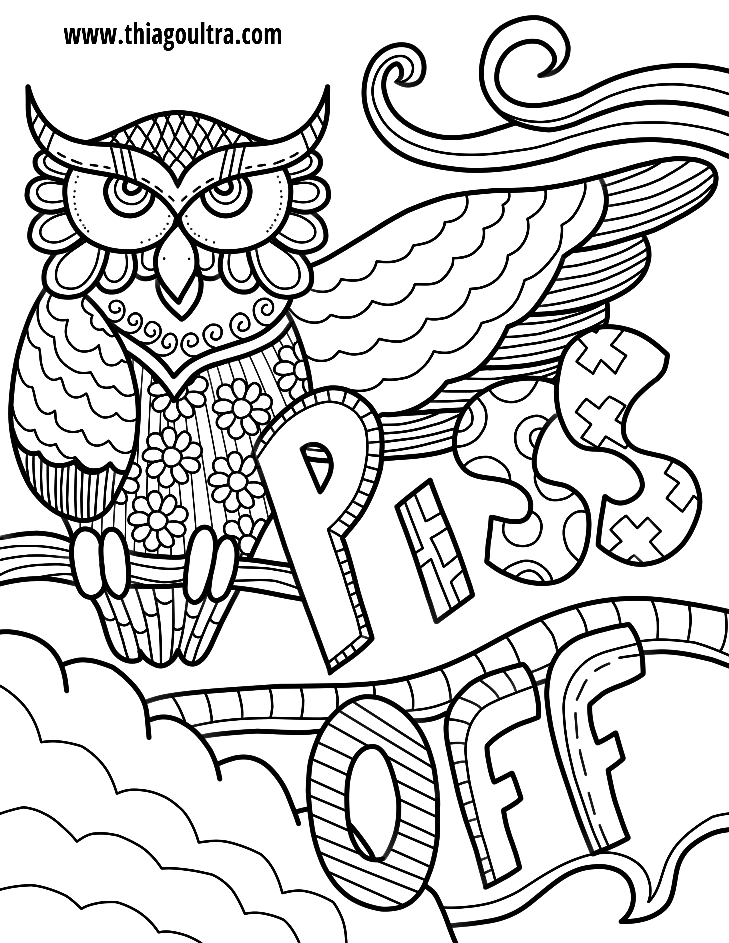 Coloring Pages : Free Coloring Pages Printable Napisy Me Reward - Free Printable Swear Word Coloring Pages