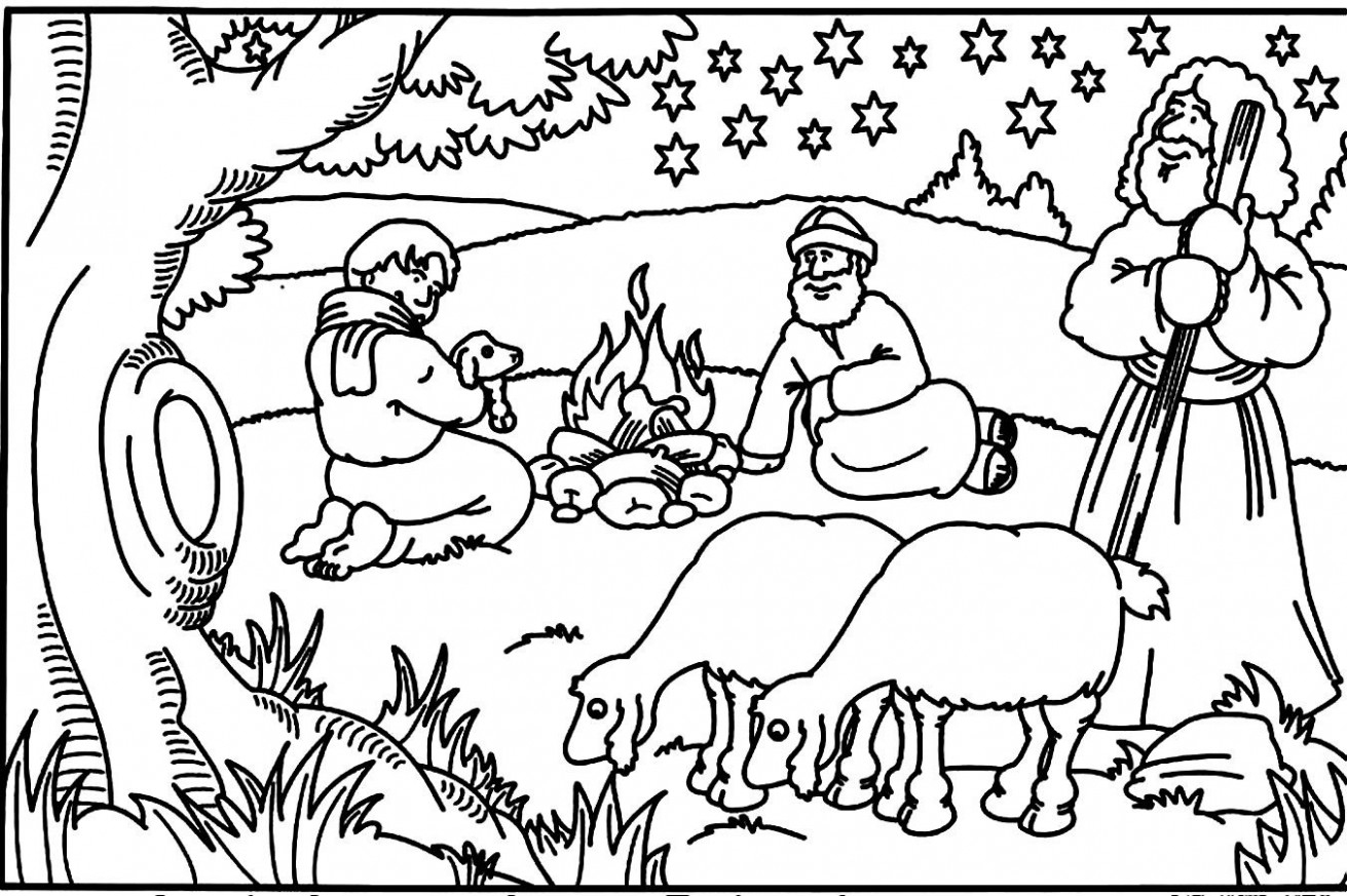 Coloring Pages : Free Printable Bible Story Coloring Pages Adult - Free Printable Bible Story Coloring Pages