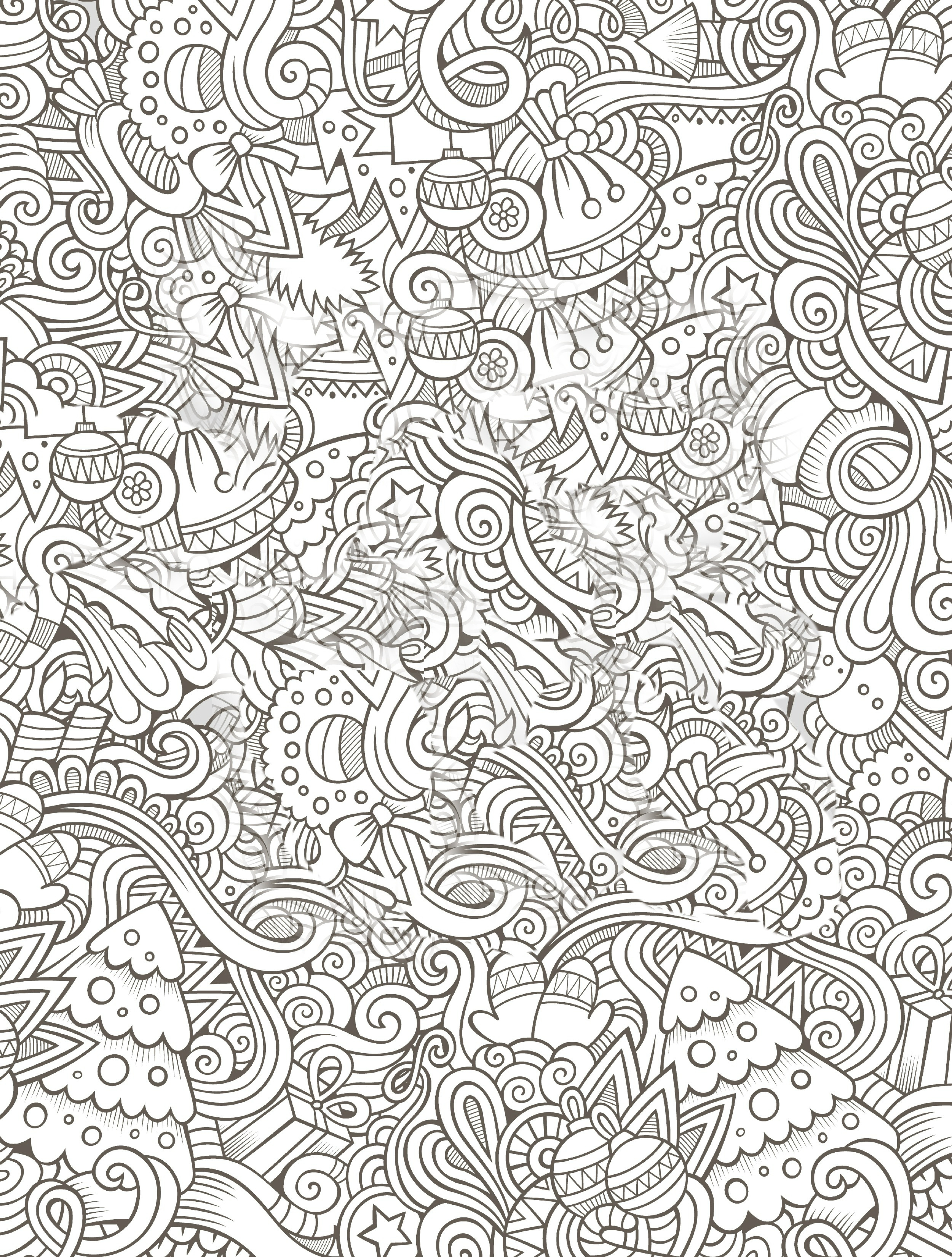 Coloring Pages : Free Printable Holiday Adult Coloring Pages Books - Free Printable Coloring Pages For Adults