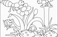Coloring Pages Free Printable Spring Coloring Pages Kids For Kids - Spring Coloring Sheets Free Printable