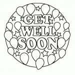 Coloring Pages ~ Get Well Soon Printable Coloring Pages   Free Printable Get Well Cards To Color