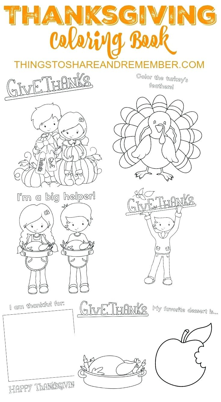 Coloring Pages : Mini Coloring Bookstable Pages Fabulous Image Ideas - Thanksgiving Printable Books Free