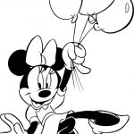 Coloring Pages : Minnie Mouse Coloring Pages Pdfeets Freeminnie   Free Printable Minnie Mouse Coloring Pages
