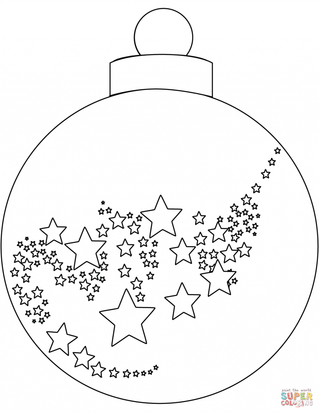 Coloring Pages ~ Ornaments Free Printable Christmas Coloring Pages - Free Printable Christmas Ornaments