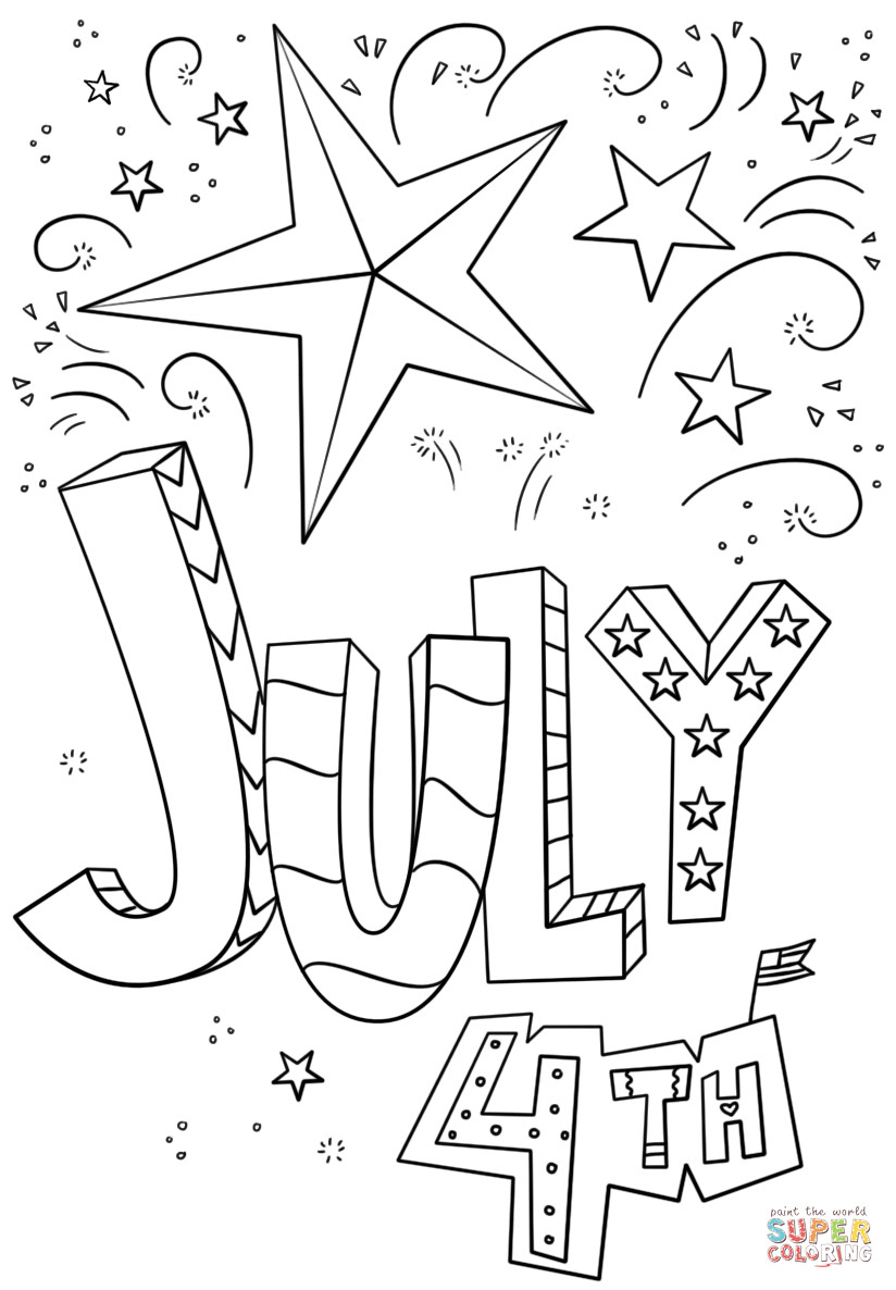 Coloring Pages ~ Printable 4Th Of July Coloring Pages Jennymorgan Me - Free Printable 4Th Of July Coloring Pages