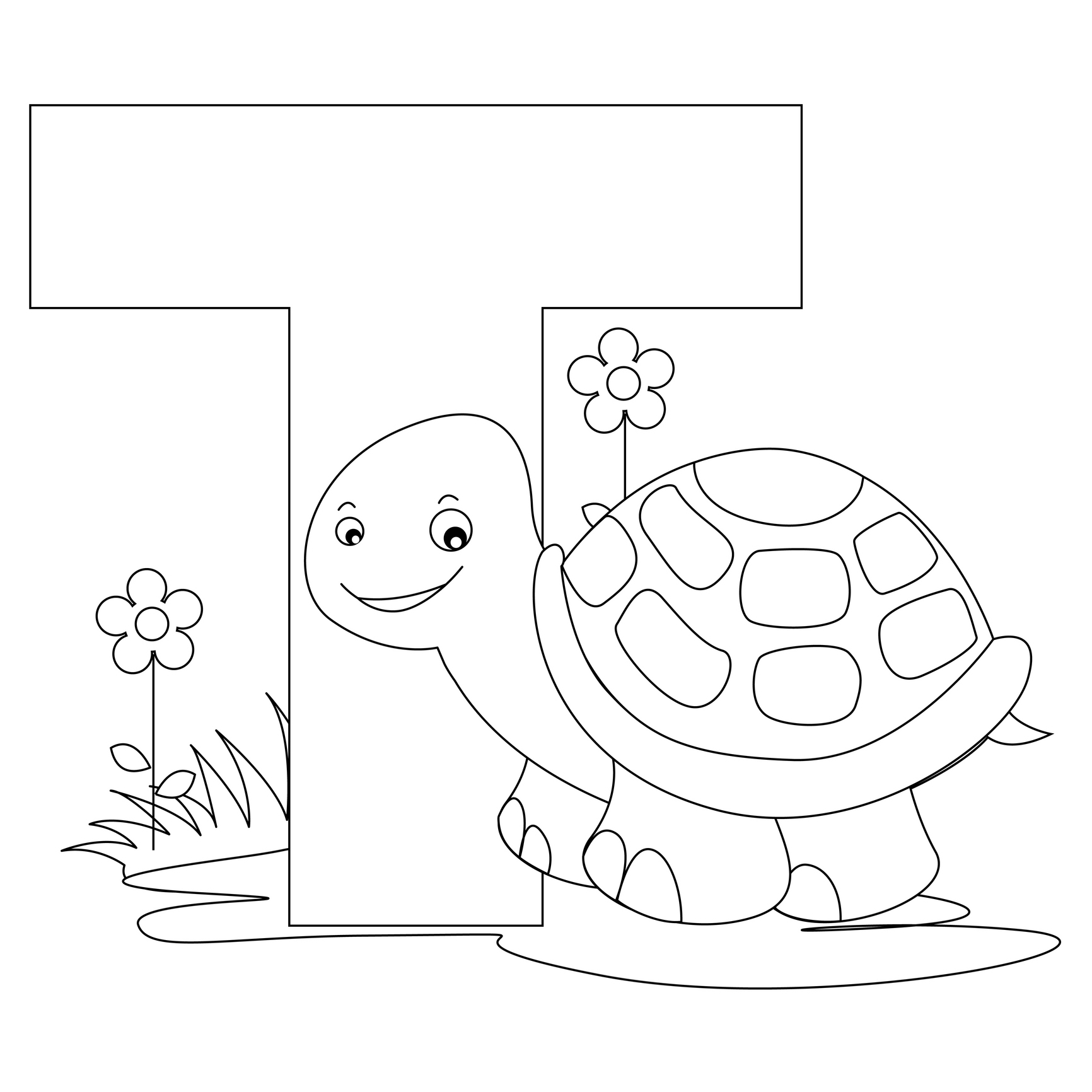 Coloring Pages : Printable Animal Alphabetng Pages Download Them Or - Free Printable Animal Alphabet Letters