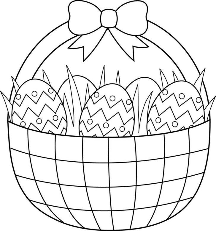 Free Printable Easter Drawings