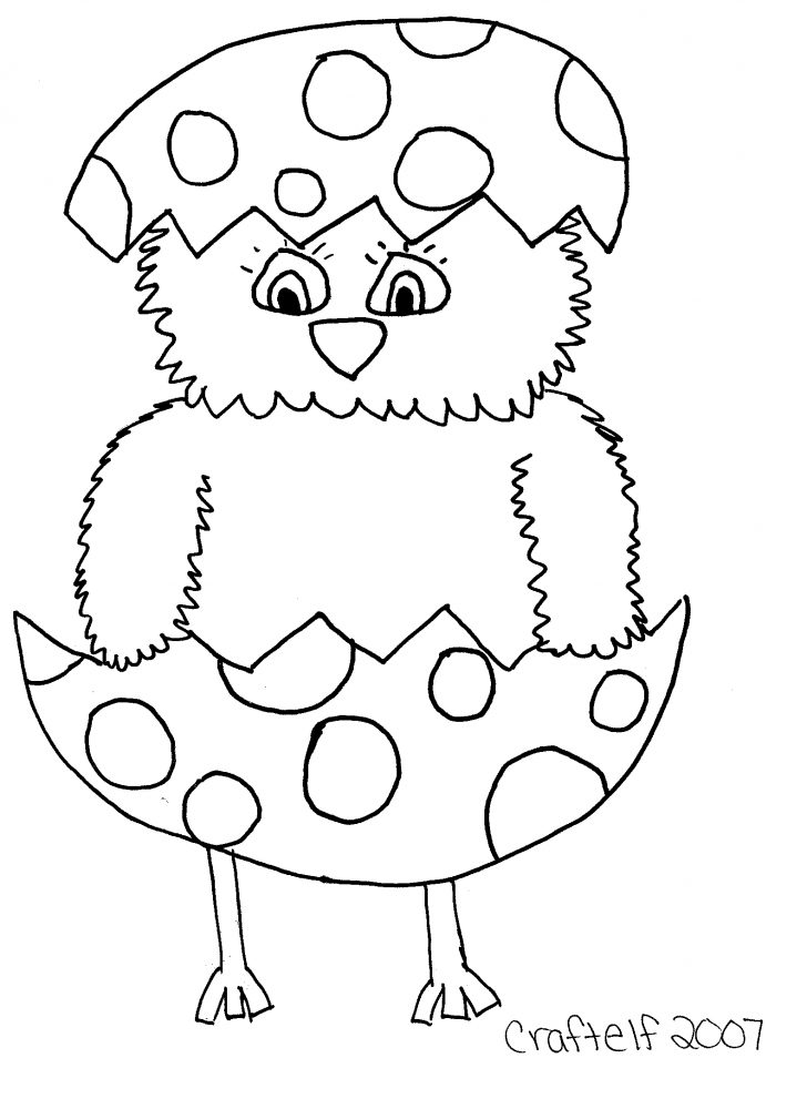 Free Printable Easter Pages