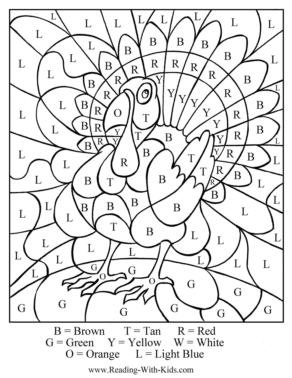 Coloring Pages ~ Thanksgiving Coloring For Kids Turkey Color - Free Printable Thanksgiving Coloring Placemats