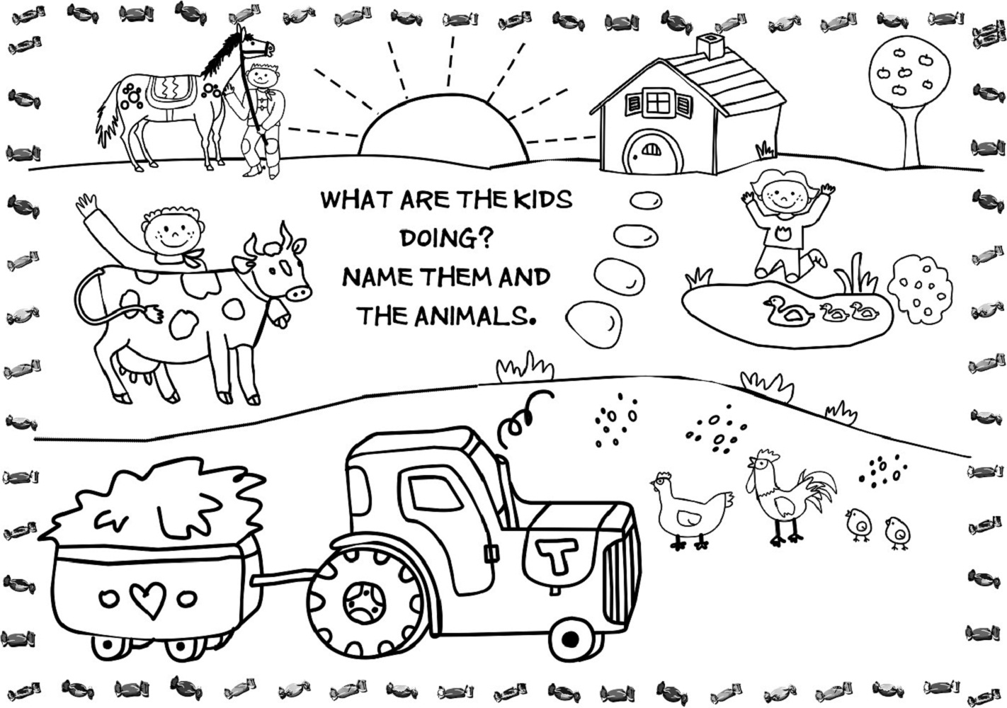Compromise Activities Sheets For Kids Printable Activity 3644 1000 - Free Printable Activities For Kids