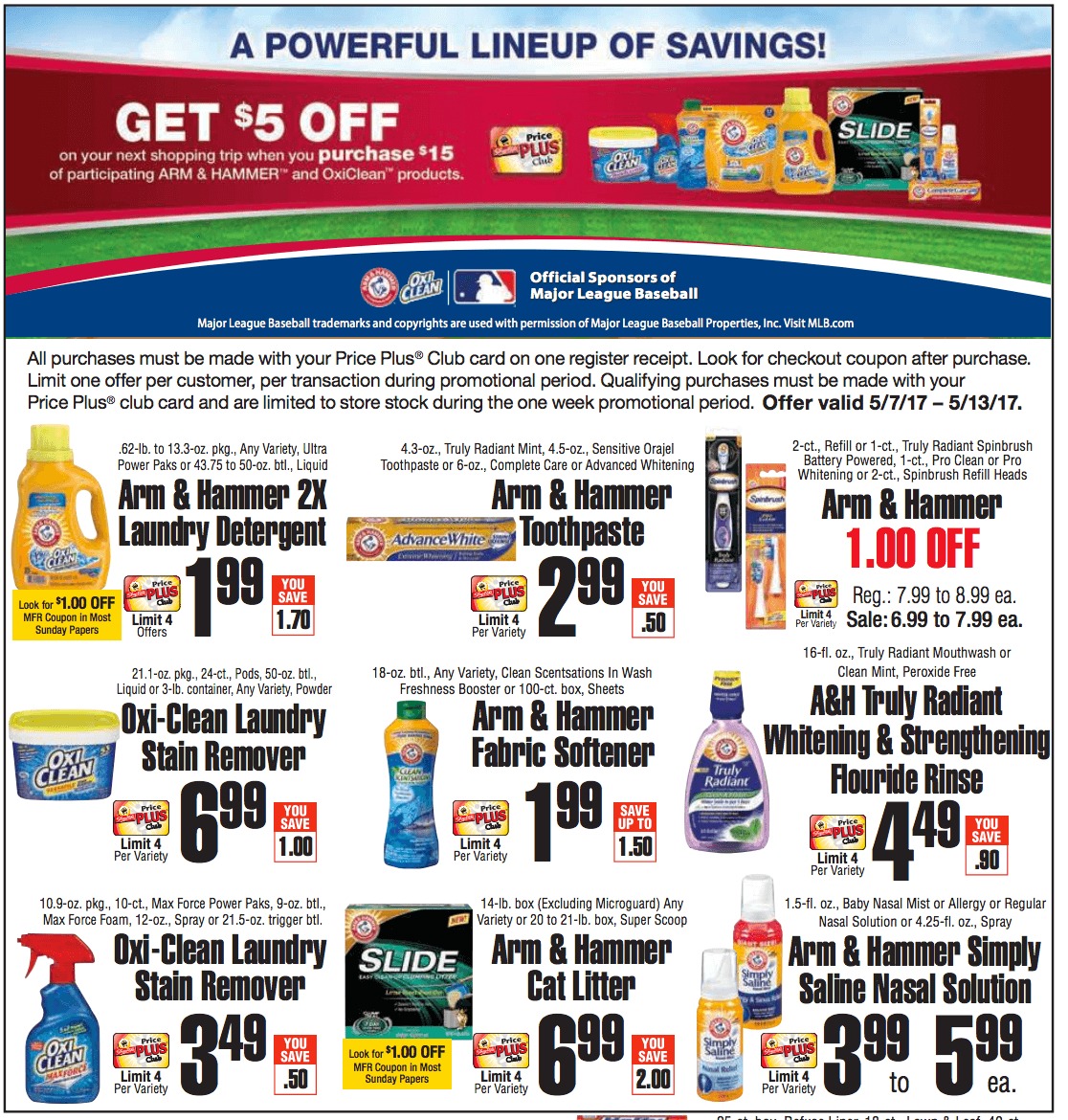 Confirmed! 5 Better Than Free Arm & Hammer Laundry Care Items At - Free Printable Coupons For Arm And Hammer Laundry Detergent