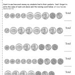 Counting Coins And Money Worksheets And Printouts   Free Printable Money Activities
