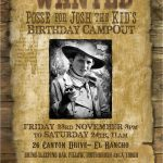 Cowboy Free Template For Wanted Poster | Www.galleryneed - Free Printable Wanted Poster Invitations