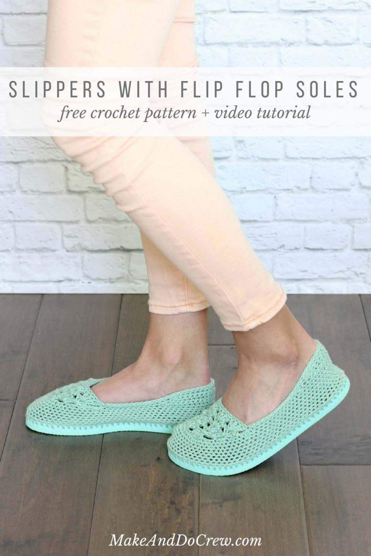 Free Printable Flip Flop Pattern