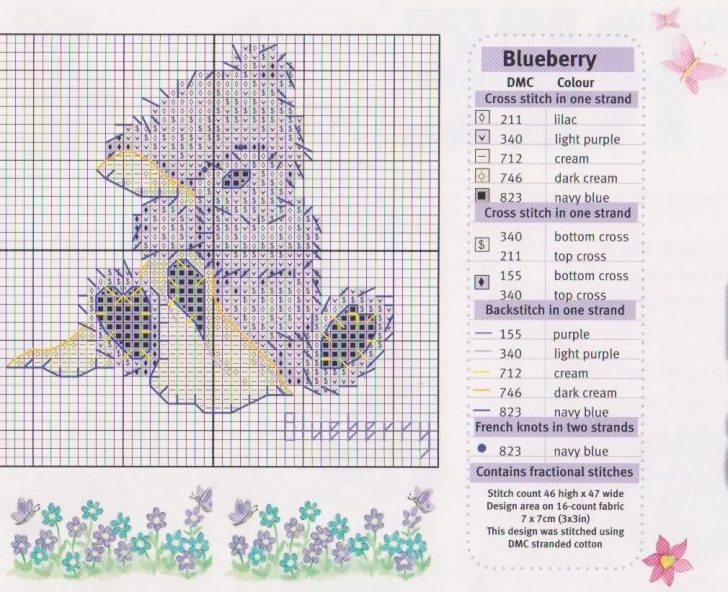 Free Printable Cross Stitch