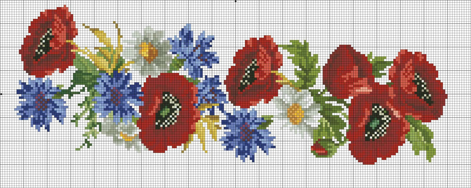Cross Stitching Patterns - Free Printable Cross Patterns