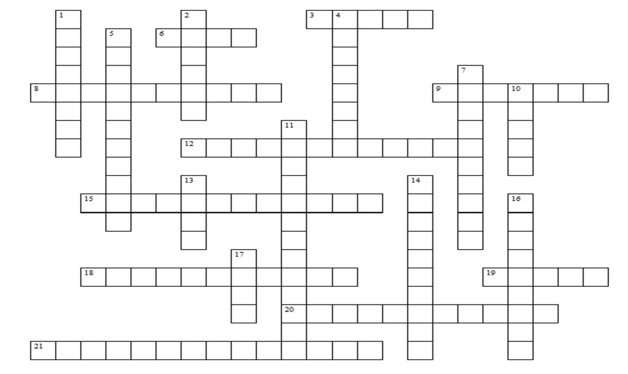 Crossword Puzzle Generator Free Crosswords Worksheet ~ Themarketonholly - Free Crossword Puzzle Maker Printable