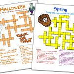 Crossword Puzzle Maker | World Famous From The Teacher's Corner   Free Puzzle Makers Printable