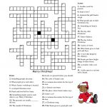 Crosswords For Kids Christmas | K5 Worksheets | Christmas Activity   Free Printable Christmas Puzzle Games