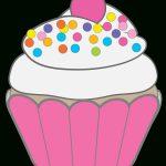 Cupcakes / Muffins | Cupcakes | Birthday Cake Clip Art, Cupcake   Free Printable Cupcake Clipart