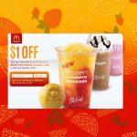 Cuppycake's Coupon Corner: Mcdonald's $1 Off A Mccafé Frozen   Free Mcdonalds Smoothie Printable Coupon