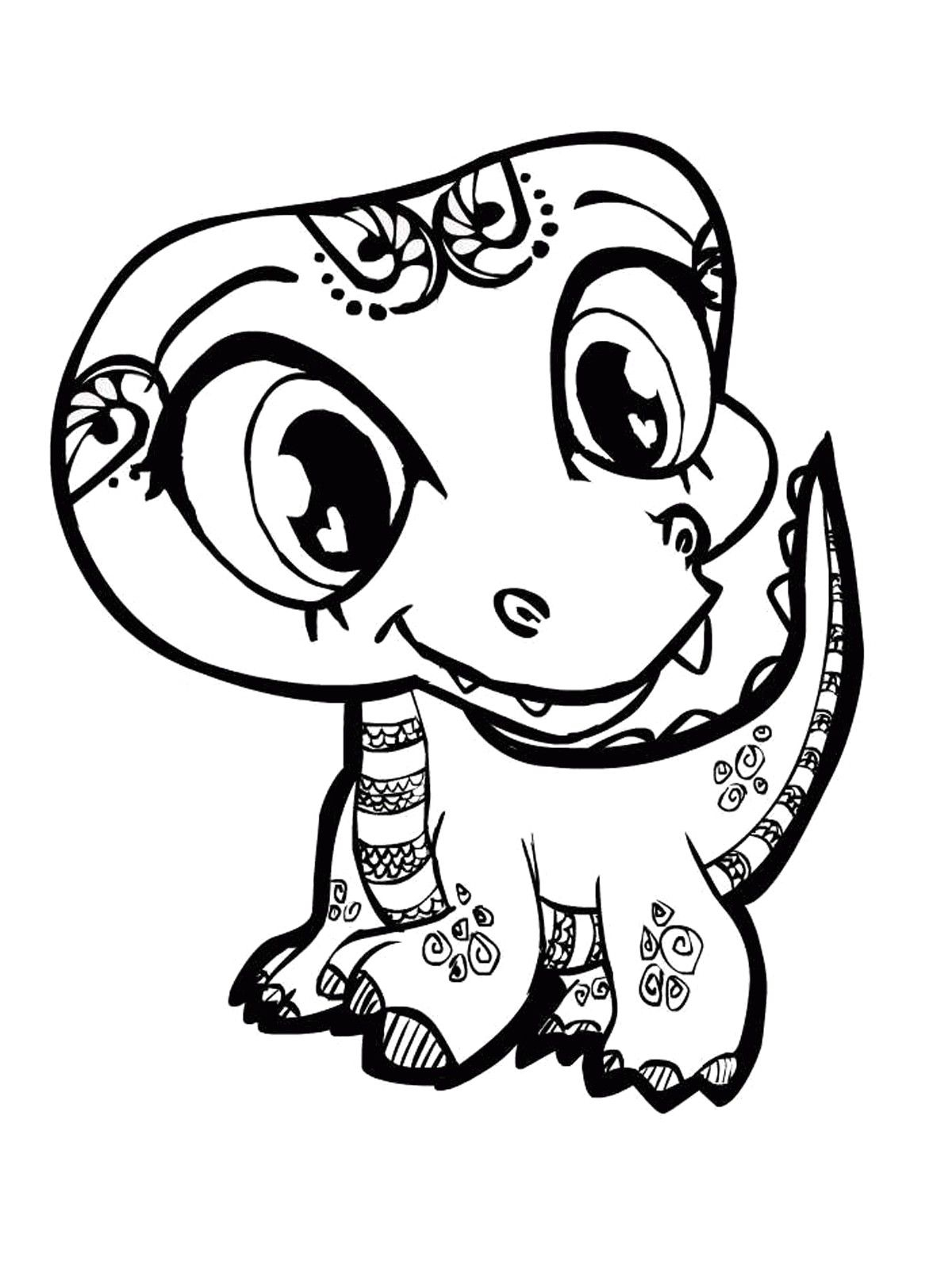 Cute Baby Animal Coloring Pages Best Of Free Printable For Older - Free Printable Pictures Of Baby Animals