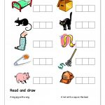Cvc Activities For Kindergarten Awesome Free Printable Cvc   Cvc Words Worksheets Free Printable