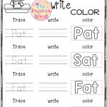 Cvc Words Short A Exercise This Product Is Designed To Help Teach   Cvc Words Worksheets Free Printable