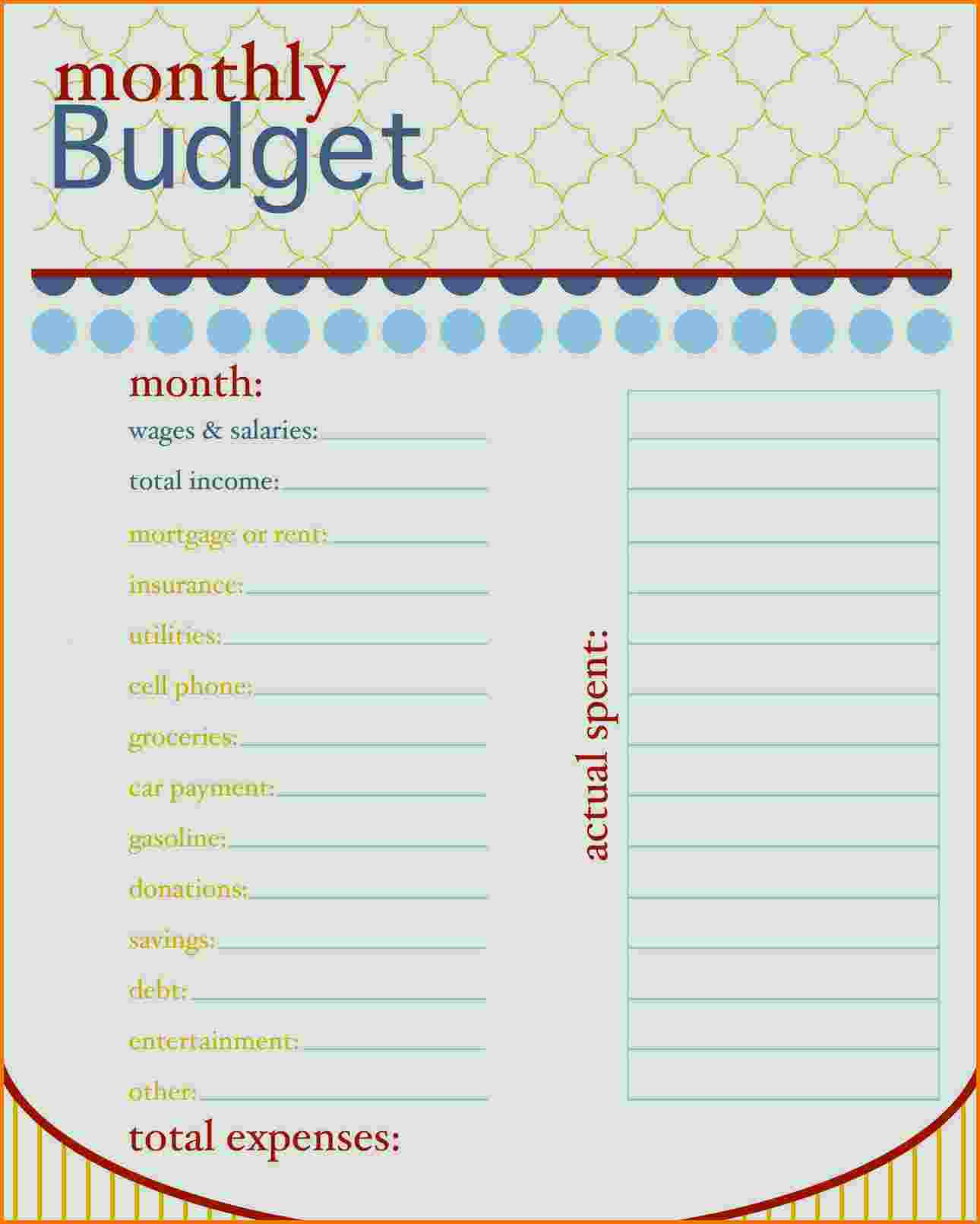 Daily Income And Expense Excel Sheet Tracking Spreadsheet  Free - Free Printable Finance Sheets
