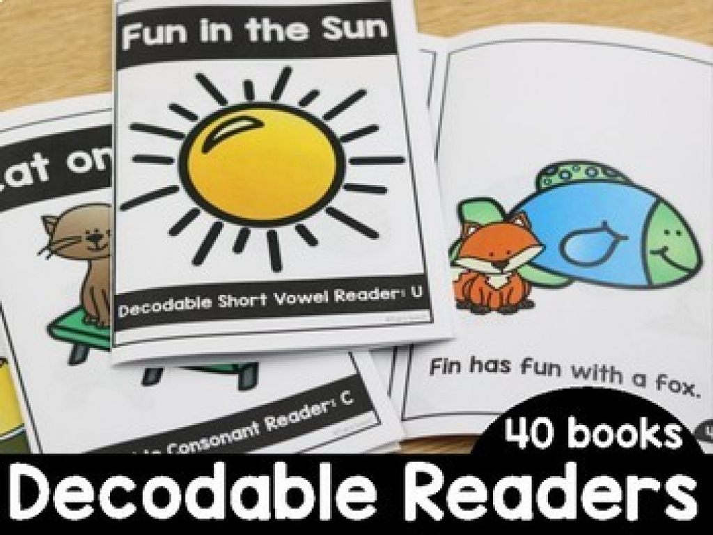 Decodable Readers With Digraphs Teaching Resources   Teachers Pay - Free Printable Decodable Books For Kindergarten