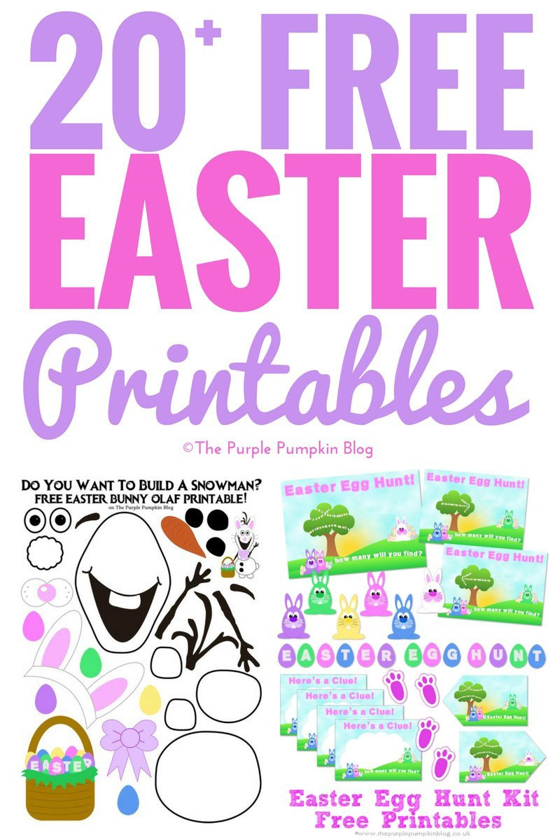 Decor: Charming Kids Room Decor Ideas With Easter Printables - Free Printable Easter Cards For Grandchildren